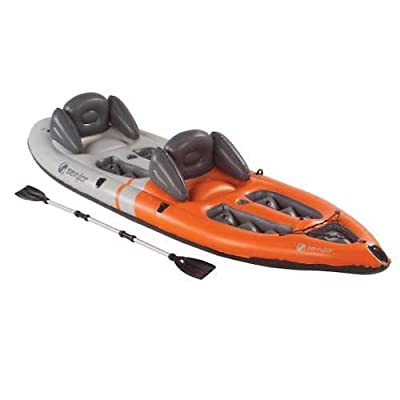 Sevylor Inflatable Sit-On-Top Kayak, 2-Person by Sevylor