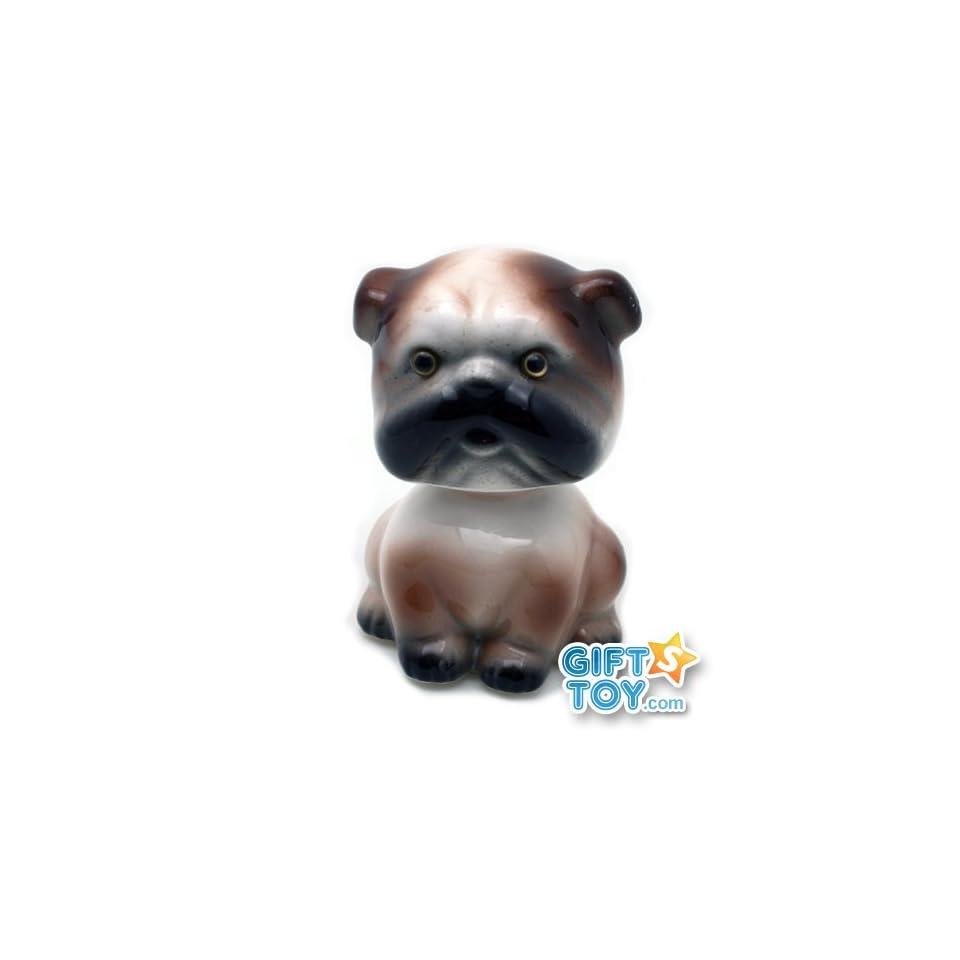 8af23e04893 Cute Pug Bobble Head Nodding Head on PopScreen
