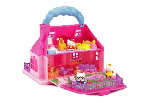 Hello Kitty Mini Dolls House