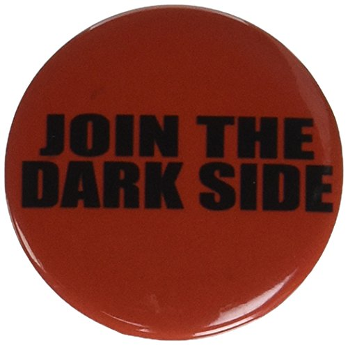 "C&D Visionary Star Wars join the Dark Side 1.25"" Button (6-Piece) - 1"