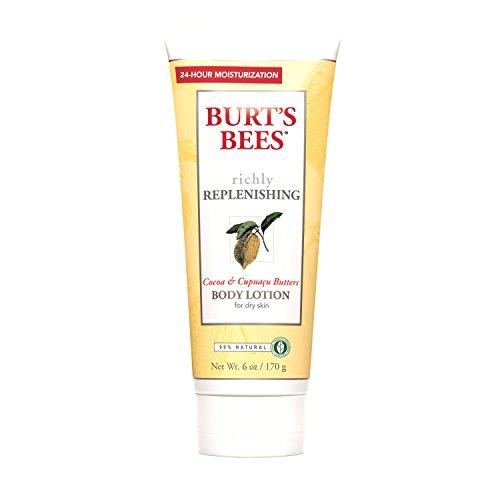 Burt's Bees 小蜜蜂 天然保湿润肤身材乳 170g