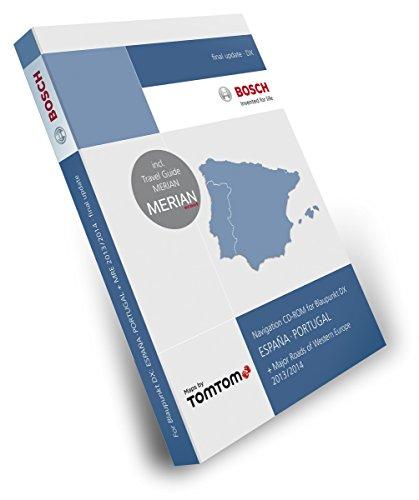 blaupunkt-tele-atlas-cd-spanien-portugal-mre-2013-2014-para-tp-dx-apropiado-para-travelpilot-dx-dx-v