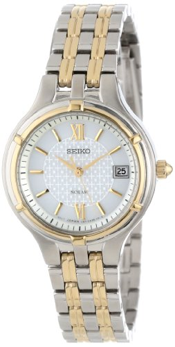 Seiko Women's SUT020 Dress Solar Watch