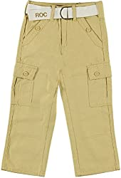 Rocawear Boys Belted Cargo Pants