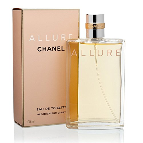 G U C C I : [DJ Perfume] discount duty free C H A N E L . Allure Eau De Toilette Spray (EDT) 100 ml, 3.4 OZ. [NEW IN BOX]
