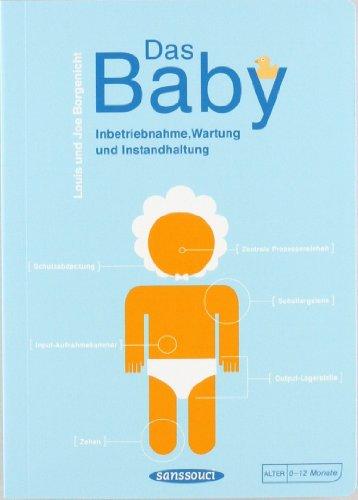 Das Baby: Inbetriebnahme, Wartung und Instandhaltung