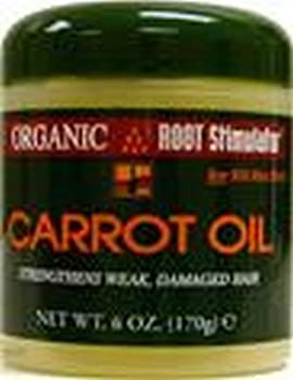 Organic Root Stimulator Carrot Oil 6 oz. (3-Pack)