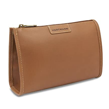 Hartmann Belting Leather Cosmetic Bag