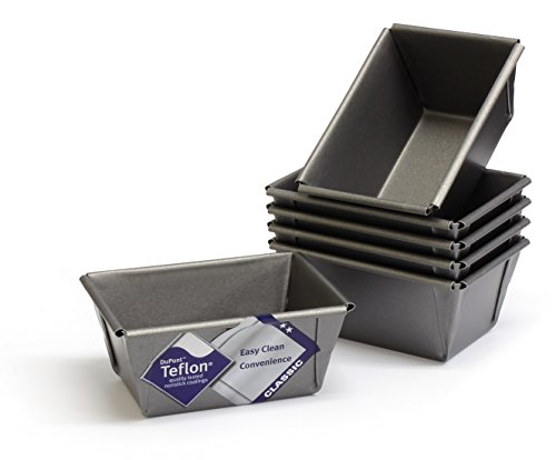 mini-loaf-tins-set-of-6-with-teflon-rtm-non-stick-british-made