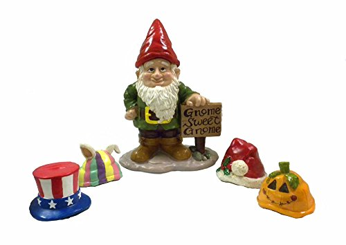 Gnome Sweet Gnome: Create A Whimsical Yard With Garden