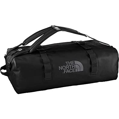 The North Face - Waterproof Duffel Large 70 - TNF Black-JK3 -