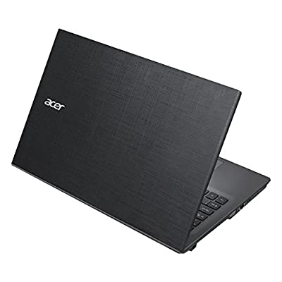 Acer Aspire ES Series ES1-520 Laptop, 15.6 inch (AMD Dual-core Processor, 4 GB RAM, 1 TB Hard Drive, Windows 10),Black