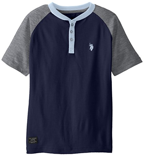 us-polo-assn-big-boys-raglan-color-block-henley-marina-14-16