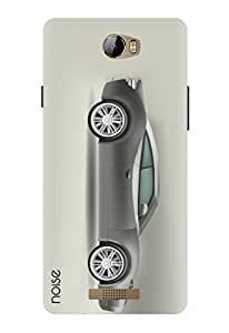 Noise Designer Printed Case / Cover for Karbonn Aura / Automobiles / Call it grey Design