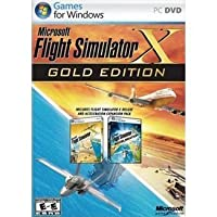 Microsoft Flight Simulator X: Gold Edition by Microsoft