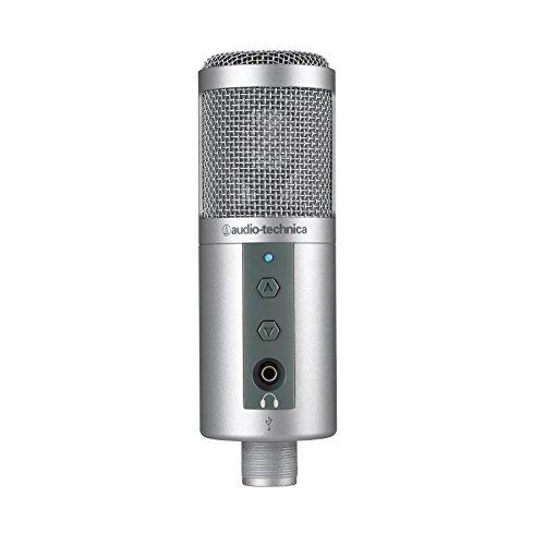Audio-Technica ATR2500-USB Cardioid Condenser USB Microphone (Audio Technica Mic Condenser compare prices)