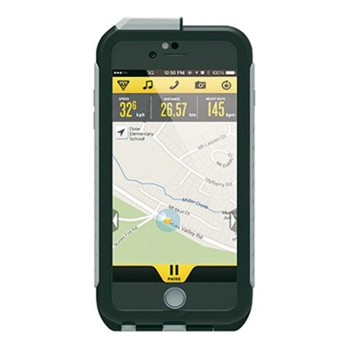 [해외] 도피쿠 weather 프르프 라이드 케이스 (iPhone 6 Plus용)마운트(ACZ23500)세트