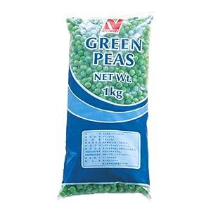 [ニチレイ] 冷凍野菜 グリーンピース 1kg【冷凍】