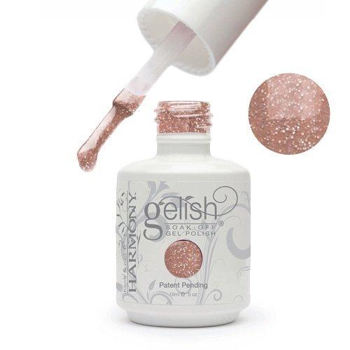 Gelish Soak Off .5 Oz Tickle My Heart Gel Nail Color Uv Manicure Harmony Polish