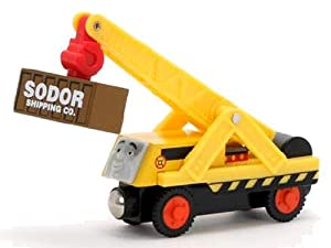 Thomas And Friends Wooden Railway - Kevin Mobile Crane
