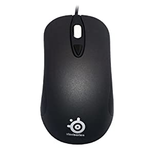 SteelSeries Xai High Performance Laser Gaming Mouse (Black)