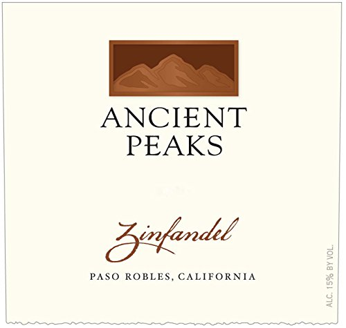 2012 Ancient Peaks Paso Robles Zinfandel 750 Ml
