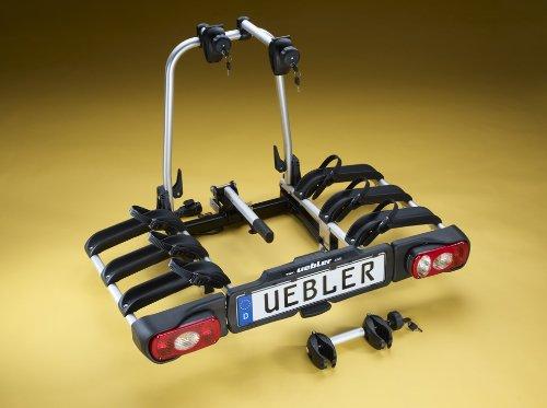 Uebler Fahrradheckträger P32 für 4 Fahrräder