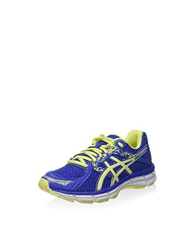 Asics Sneaker Gel-Oberon 10 blau/gelb