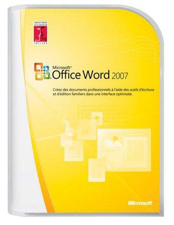 Microsoft Word 2007 French (vf)