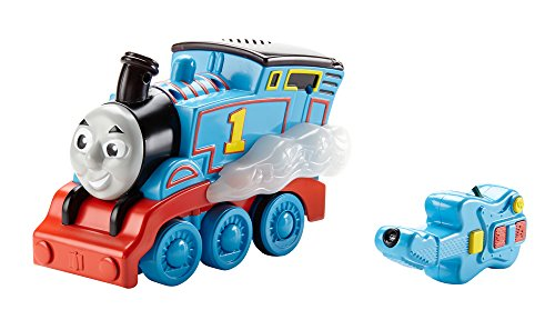 Fisher-Price Thomas the Train Steam Rattle & Roll Thomas JungleDealsBlog.com