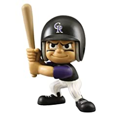 MLB Colorado Rockies The Party Animal Lil Team Batter by Party Animal Toys