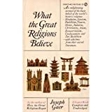 What the Great Religions Believe (0451155297) by Joseph Gaer