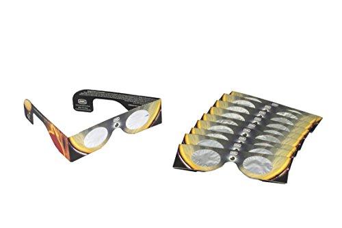 Baader Planetarium 10 St. lunettes de vision solaire avec Baader Astro solaire feuille d'argent