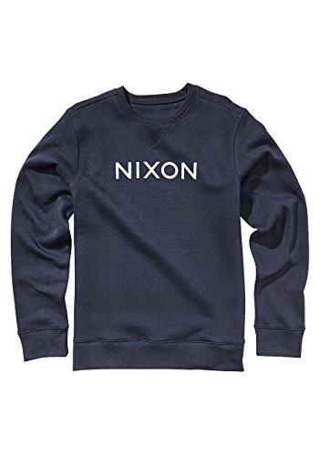 NIXON Summit Crew Midnight navy Fall Winter 16-17 - L