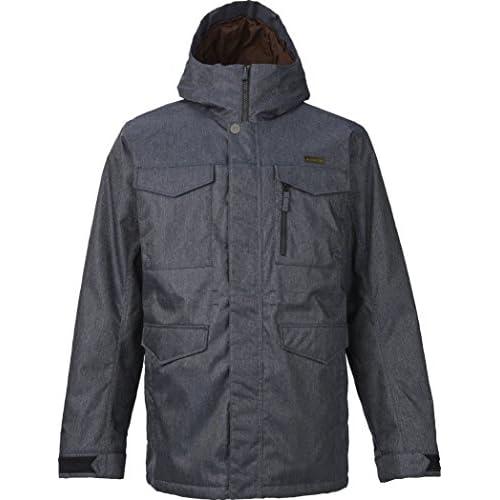 バートン バートン BURTON Covert Jacket W16 13065101462 スノーボード ウエア (Denim) Denim LL【Mens】