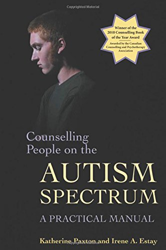 Counselling People on the Autism Spectrum: A Practical Manual