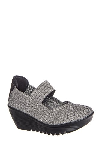 Lulia Casual Mid Wedge Heel
