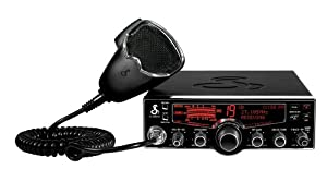 Cobra 29 LX 40-Channel CB Radio with Instant Access 10 NOAA Weather Stations and... by Cobra