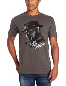 Breaking Bad Men's I Am The Danger T-Shirt from Breaking Bad