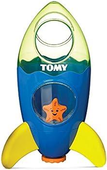 Tomy Bath Fountain Rocket