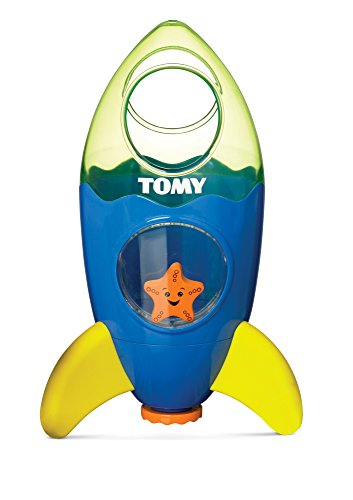 TOMY Rocket Fountain Toy