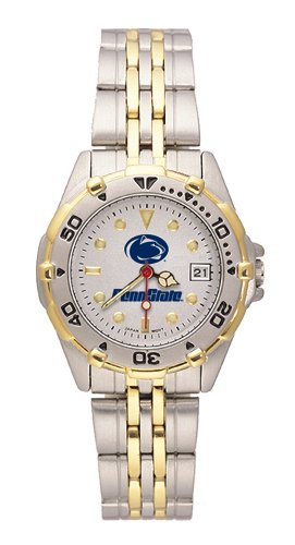 Ncaa Penn State Nittany Lions Women'S All Star Watch Stainless Steel Bracelet