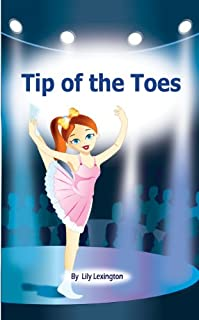 (FREE on 9/25) Tip Of The Toes by Lily Lexington - http://eBooksHabit.com