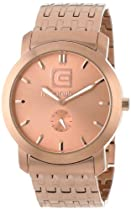 Rockwell Time Unisex CT106 Cartel Rose Gold-Plated Stainless Steel Watch