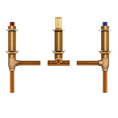 Moen  4792 Two Handle Roman Tub Valve Adjustable 1/2-Inch CC Connection (Faucet Roman Tub compare prices)