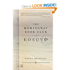 The Hemingway Book Club of Kosovo: Paula Huntley