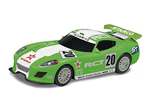 Scalextric 500003473 - Modellino GT Lightning, scala 1:32, colore: Verde