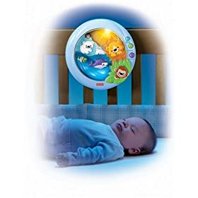 Fisher-Price Precious Planet Music & Motion Soother