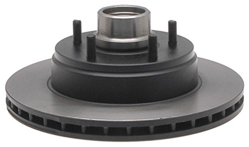 ACDelco 18A2623 Professional Durastop Rear Drum In-Hat Disc Brake Rotor