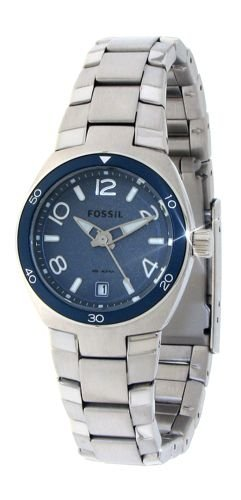 Fossil Analog Blue Dial Watch Watch